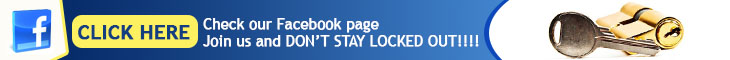 Join us on Facebook - Locksmith Katy