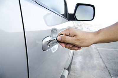 How to Lubricate Car Door Locks